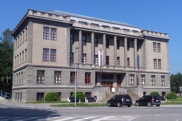 Sídlo Liptovského Múzea v Ružomberku.