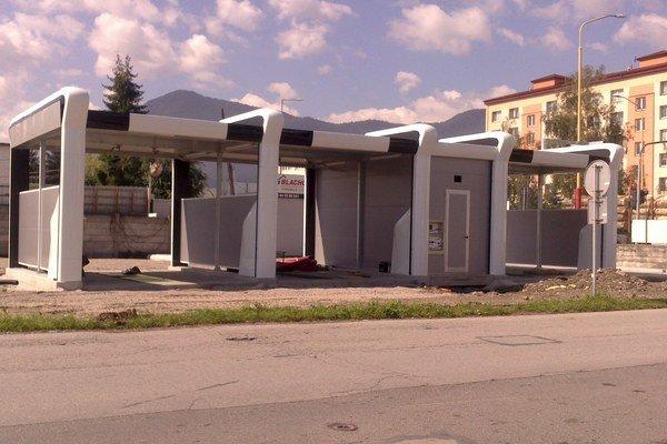 Ponuka služieb pre motoristov bude na Bystrickej ceste po spustení samoobslužnej autoumyvárne ešte bohatšia.