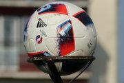 Futbalová lopta - ilustračka.