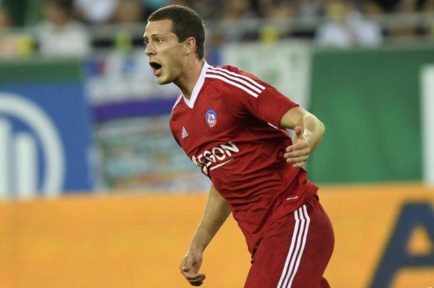 Prvý gól Trenčínu dal Lawrence.