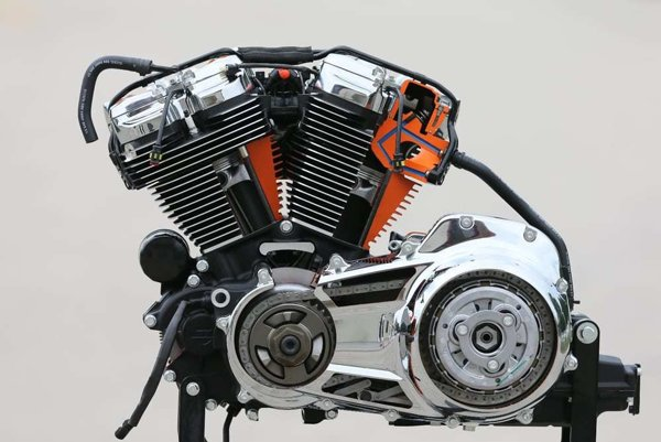 Motor Milwaukee-Eight od Harley-Davidson
