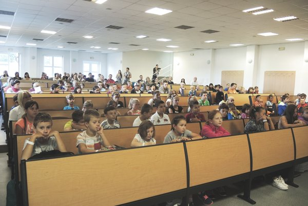 Detská univerzita 2016