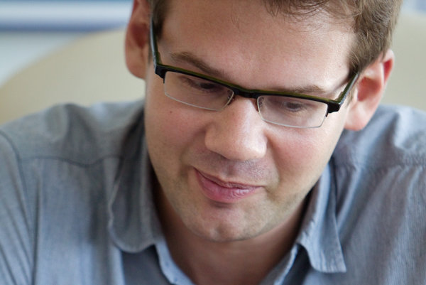 Martin Filko na archívnej snímke.