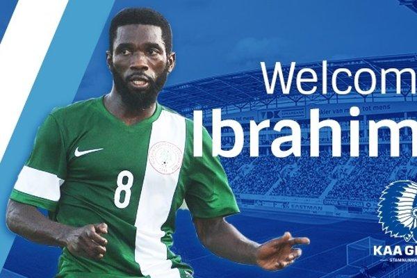 Ibrahim Rabiu prestupuje do KAA Gent.
