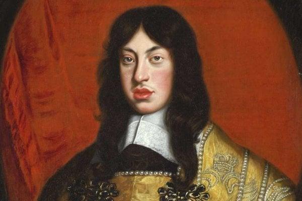 Leopold I. Habsburský. Cisár a uhorský kráľ žil v rokoch 1655 – 1705.