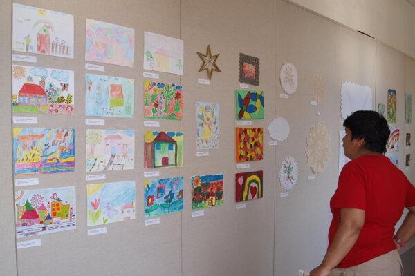 Výstavu prác mentálne postihnutých ľudí otvoria v Ponitrianskom múzeu.