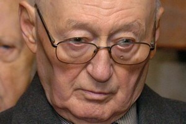 Bývalý maďarský minister vnútra Béla Biszku.