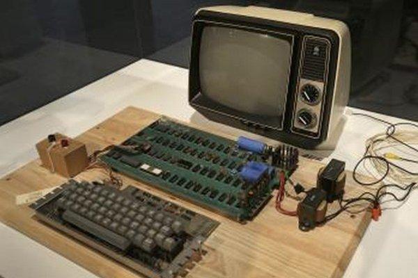 Počítač Apple 1.