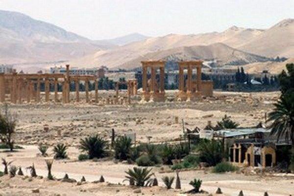 Antickú Palmýru sa islamistom podarilo obsadiť vo štvrtok.
