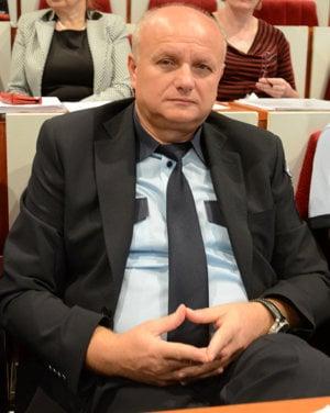 Ján Palčik. Šéf mestskej polície.
