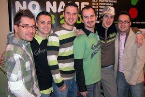 na baníckom jarmoku v Prievidzi sa predstaví aj kapela No Name.