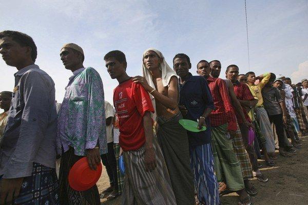 Juhovýchodná Ázia už celé roky ignoruje osud 1,3 milióna Rohingov.