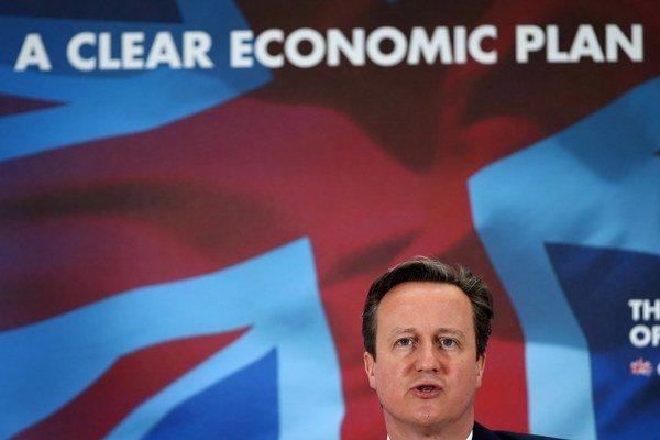Zostane David Cameron britským premiérom? Voliči rozhodnú už vo štvrtok.