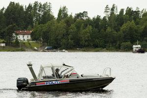Ostrove Utöya, kde 22. júla 2011 vyčíňal Anders Behring Breivik.