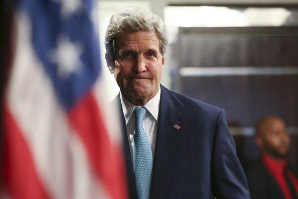 John Kerry sa z Afriky presunie do Saudskej Arábie a následne do Francúzska.