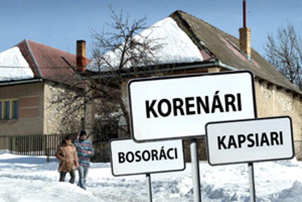 Niektoré ľudové pomenovania obcí a miest sú viac známe, iné menej.
