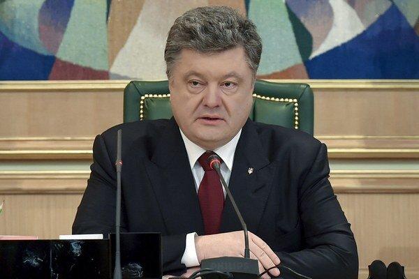 Petro Porošenko.