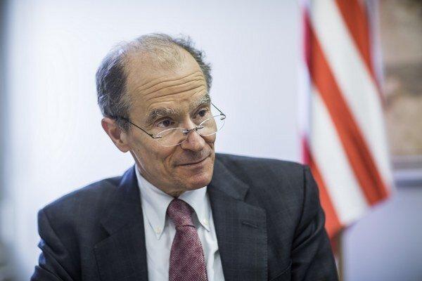 Koordinátor ministerstva zahraničných vecí USA pre sankčnú politiku Daniel Fried.