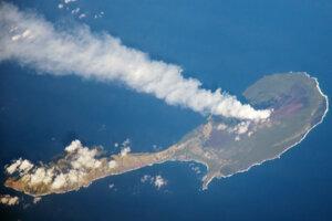 Ostrov Pagan je dnes prakticky neobývaný.