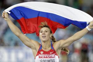 Abakumovová prišla o svoju olympijskú medailu.