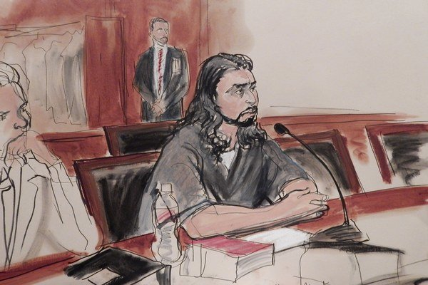Haroon Aswat pred súdom.