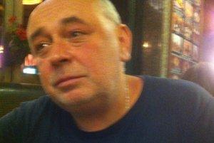 Peter Šulej, spisovateľ a vydavateľ.