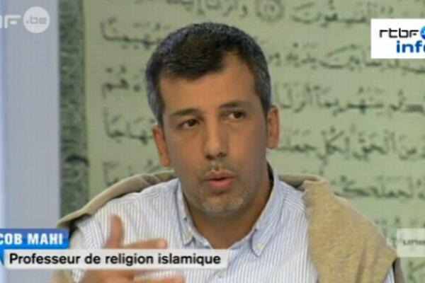 Yacob Mahi, učiteľ islamu.