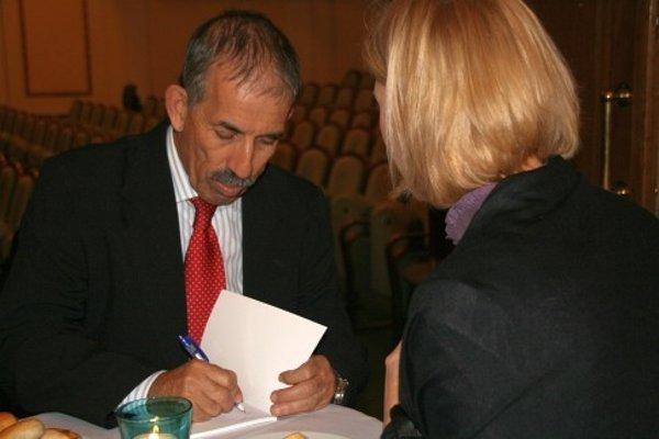 Avihou Efrat – syn Blanky Bergerovej.