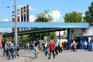 O košický U. S. Steel sa údajne zaujíma ďalšia čínska spoločnosť. Údajne ide o CEFC.