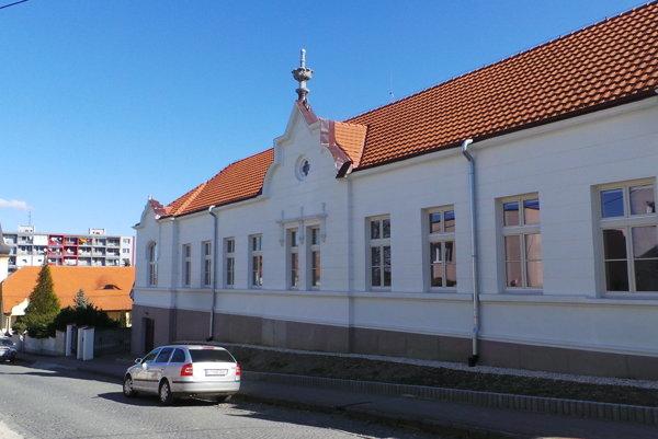 Budova regionálneho múzea.