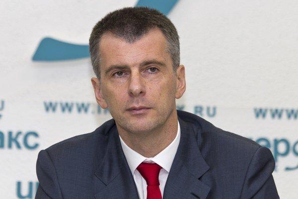Michail Prochorov.