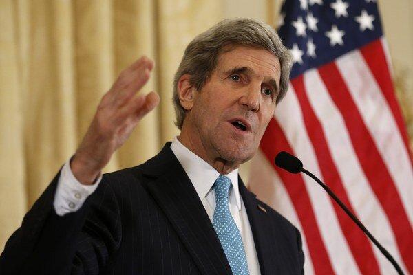 Americký minister zahraničných vecí John Kerry.