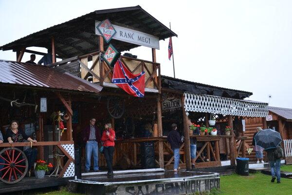 Westernová atmosféra na ranči Megi