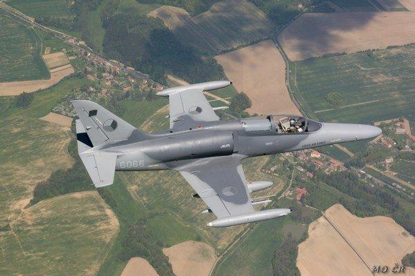 Lietadlo L-159.