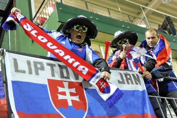 Slováci sa tešia obľube.