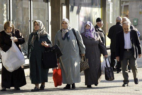 Počet imigrantov v Nemecku stúpol o 75 percent.