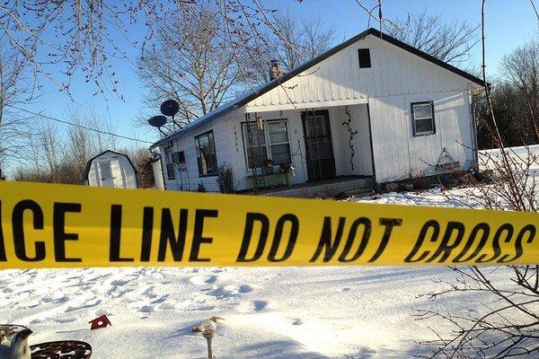 Aj v tomto dome sa strieľalo.