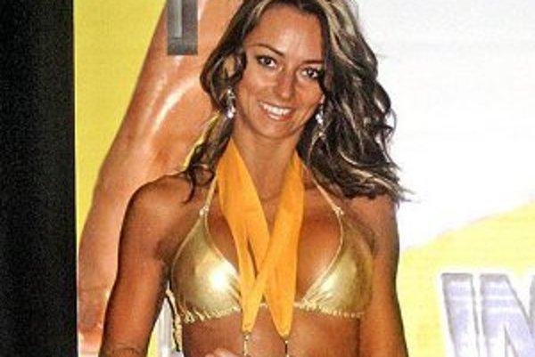 Svetová šampiónka v profesionálnej kategórii Bikini Divas.
