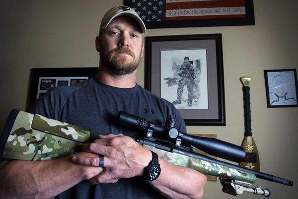 Chris Kyle bol najúspešnejším ostreľovačom americkej histórie.