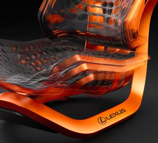 Sedák a operadlo vďaka svojej pružnosti kopírujú pohyby tela spôsobené vonkajšími silami a hmotnosťou pasažiera