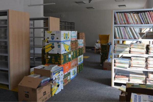 Nové priestory knižnice v Stupave.
