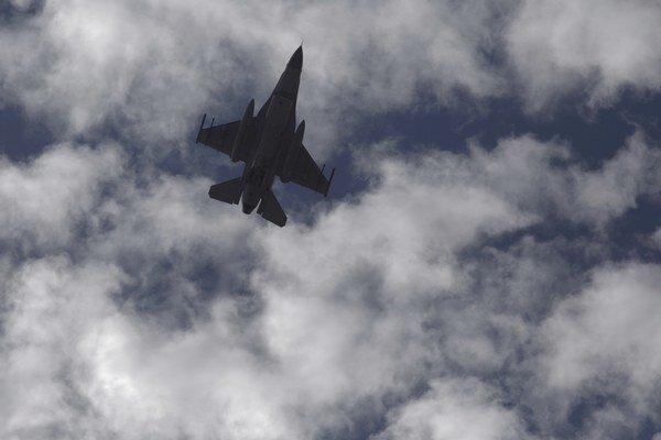 Jordánske vzdušné sily zaútočili proti militantom v Sýrii.