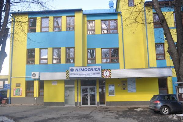 Nemocnica v Kežmarku