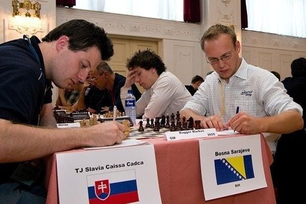 Marián Jurčík (vľavo).