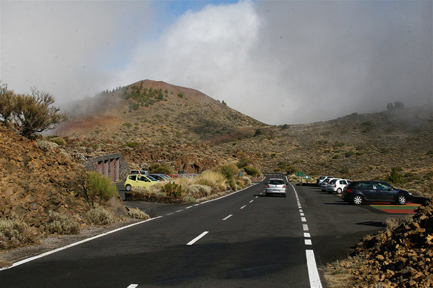 Autom sa na Tenerife pohodlne dostanete aj na odľahlejšie miesta.