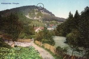Vyhne v minulosti zo všetkých strán obkolesovali rozhľadne. Na obrázku Rozhľadňa na vrchu Kamenná.