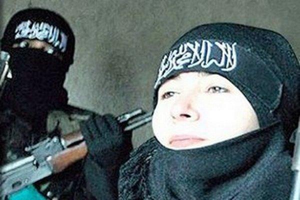 Z Rakúska už odišli za džihádistami 15-ročná Sabina Selimovič a 16-ročná Samra Kesinovič.