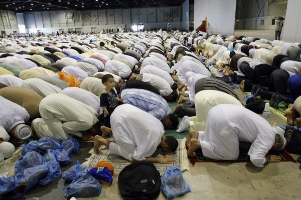 Prevažná väčšina európskych moslimov je umiernená.
