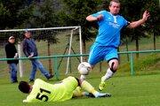 Po tomto súboji sa pískala penalta. Mišo Kempný ju premenil a Blatnica viedla 1:0. Napokon sa ale z troch bodov aj tak tešili Kľačanci.