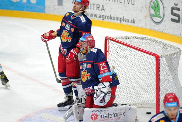 Baroš podržal Zvolenčanov. (ilustračné foto)